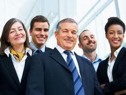 Image of multi-generational workforce